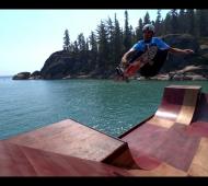 rampe-flottante-bob-Burnquist-skate-lac-tahoe-californie-dream-big