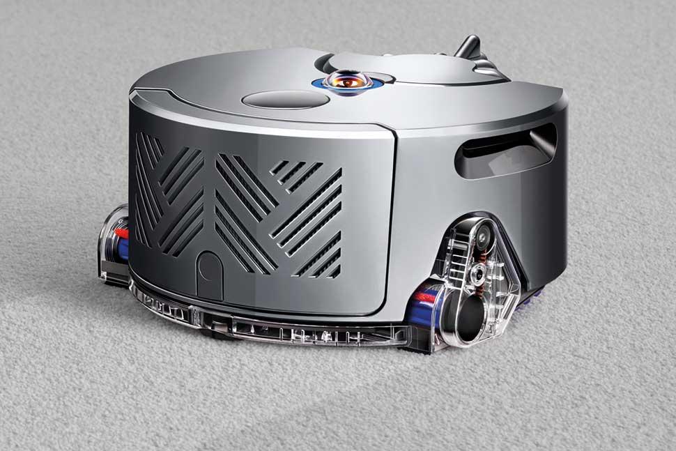 robot aspirateur dyson 360 eye. Black Bedroom Furniture Sets. Home Design Ideas