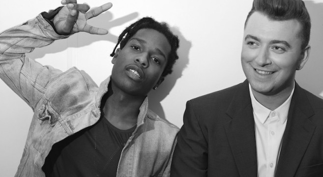 Sam Smith - I'm Not The Only One feat. A$AP Rocky-sam-smith-asap-rocky