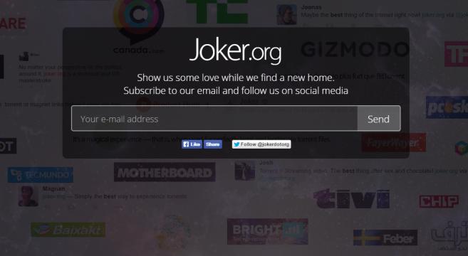 Joker–Joker.org- Allez Ciao Netflix et Canal Play