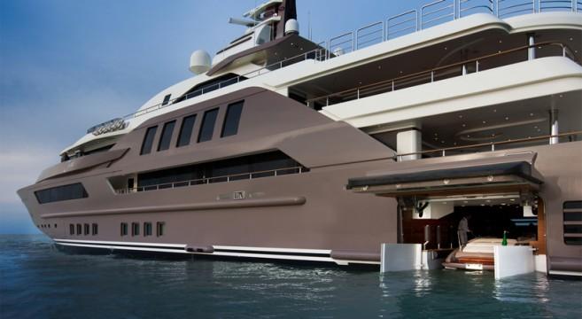 Yacht Garage Jade CRN