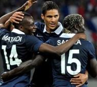 Gros plan sur l'Equipe de France