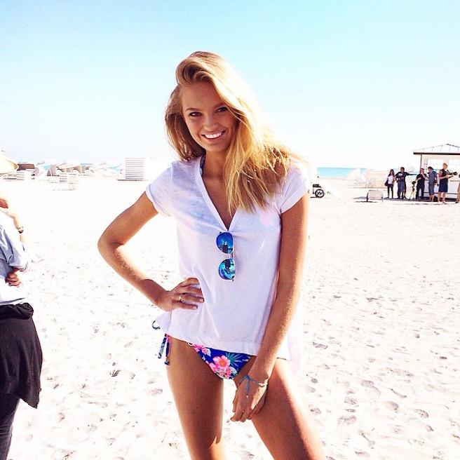 Romee Strijd-Instagirl-Instagram-Sexy-Jolie-Blonde-Bikini-Victoria Secret-Hollandaise-Pays-Bas-Mannequin-Top-Model-DNA-Models-05