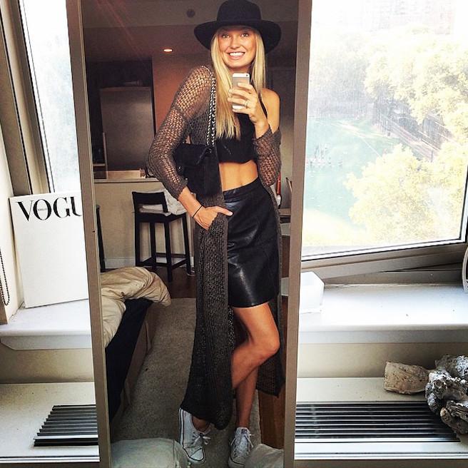 Romee Strijd-Instagirl-Instagram-Sexy-Jolie-Blonde-Bikini-Victoria Secret-Hollandaise-Pays-Bas-Mannequin-Top-Model-DNA-Models-13