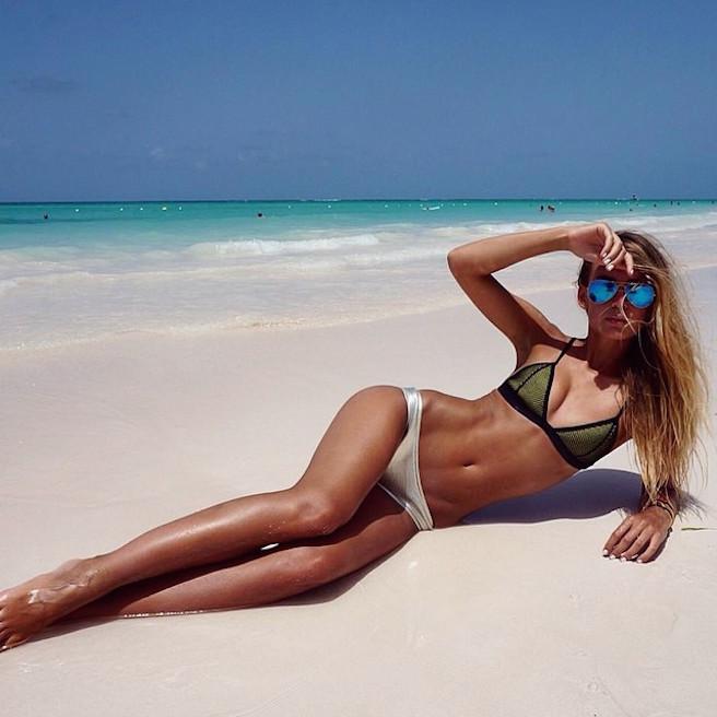 Tatjana Catic-Instagirl-Instagram-Sexy-Jolie-Blonde-Bikini-Serbe-Autrichienne-Blogueuse-Mannequin-Top-Model-04