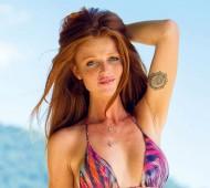 Cintia Dicker-@cintiadicker-Instagirl-Instagram-Sexy-Jolie-Rousse-Bikini-Model-Mannequin-Bresil-Brésilienne-Sport Illustrated-Victoria's Secret-belle-sexy-fille-effronte-cover-03