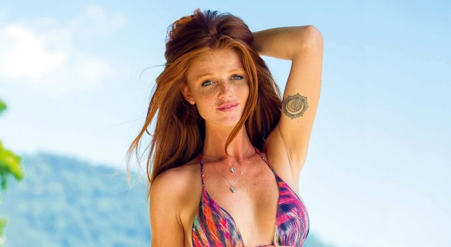 Cintia Dicker-@cintiadicker-Instagirl-Instagram-Sexy-Jolie-Rousse-Bikini-Model-Mannequin-Bresil-Brésilienne-Sport Illustrated-Victoria's Secret-belle-sexy-fille-effronte-cover-03