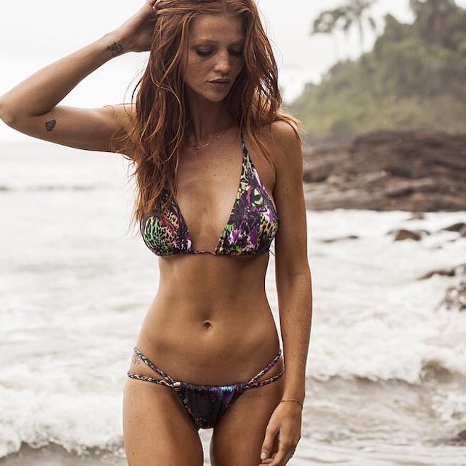 Cintia Dicker-@cintiadicker-Instagirl-Instagram-Sexy-Jolie-Rousse-Bikini-Model-Mannequin-Bresil-Brésilienne-Sport Illustrated-Victoria's Secret-effronte-08