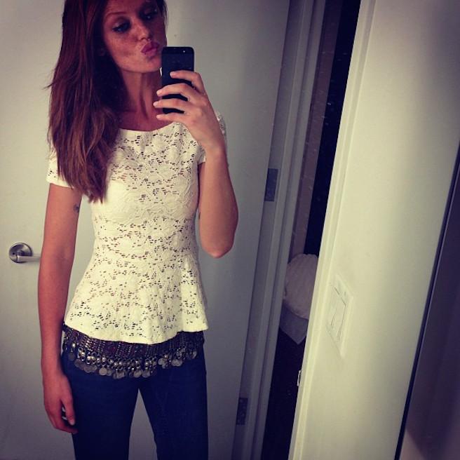 Cintia-Dicker-@cintiadicker-Instagirl-Instagram-Sexy-Jolie-Rousse-Bikini-Model-Mannequin-Bresil-Brésilienne-Sport Illustrated-Victoria's Secret-effronte-15