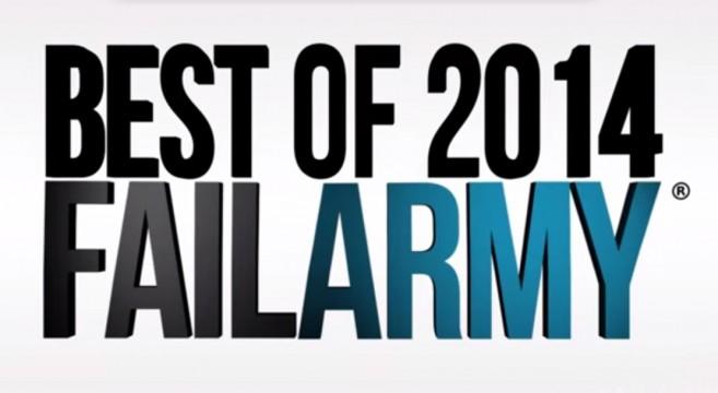 Compilation des plus beaux fails de l'année 2014 !