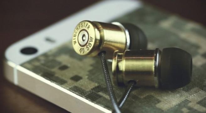 Les écouteurs DIY fabriqués à partir d'une douille de 40mm !