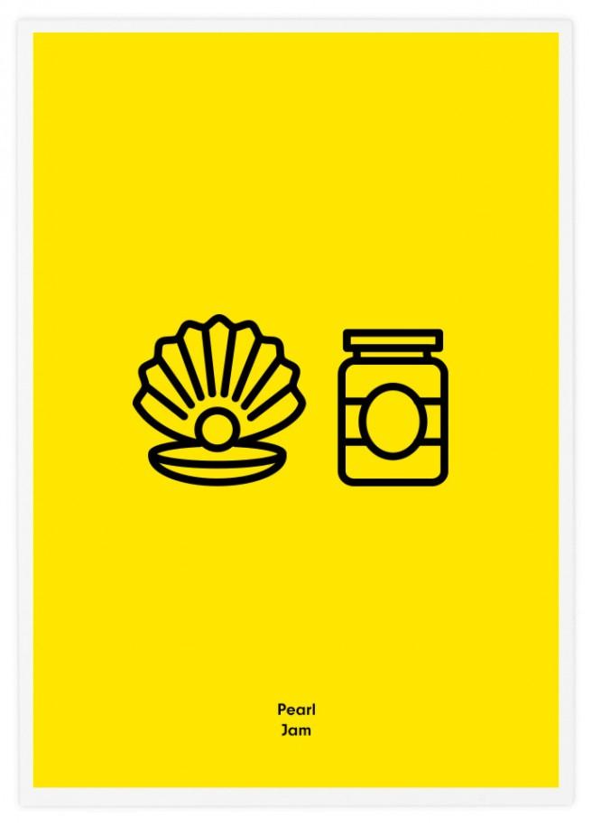 Tata&Friends_Illustrations_Groupe_Rock_Rebus_Design_Espagnol_RBI_Pearl_jam_01