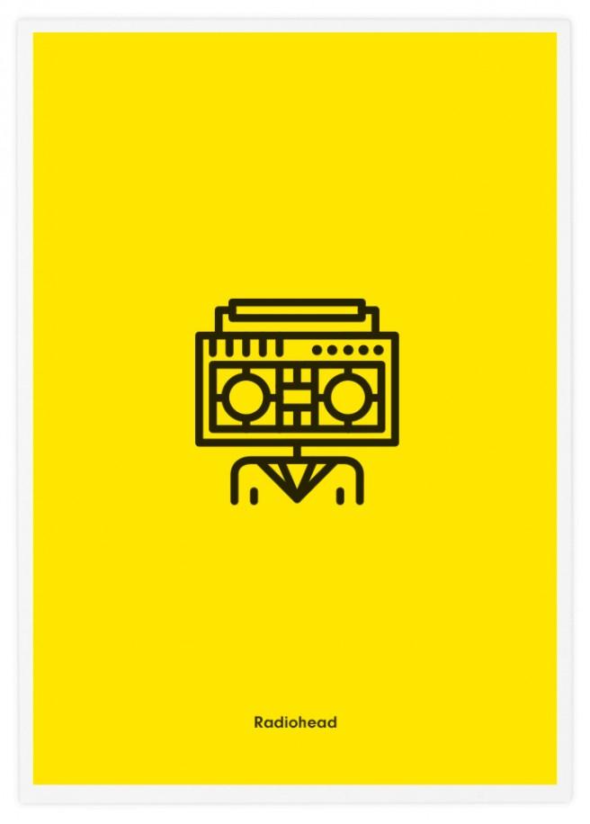 Tata&Friends_Illustrations_Groupe_Rock_Rebus_Design_Espagnol_RBI_Radiohead_01