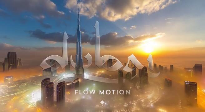 Dubaï en Flow Motion par Rob Whitworth