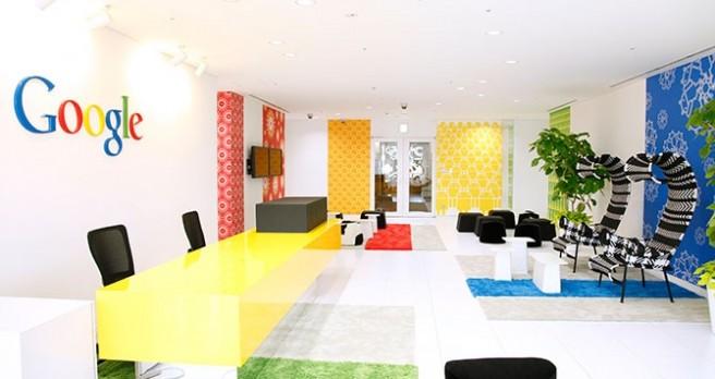 Entreprise et design-les-bureaux-de-Google-au-Japon