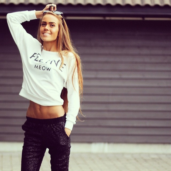 Kristine Ullebo-Kristine-Ullebø-instagirl-instagram-jolie-belle-fille-norvégienne-blogueuse-mode-sexy-effronte-14