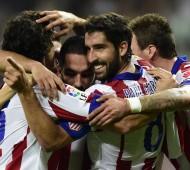 Gros plan sur l'Atletico Madrid