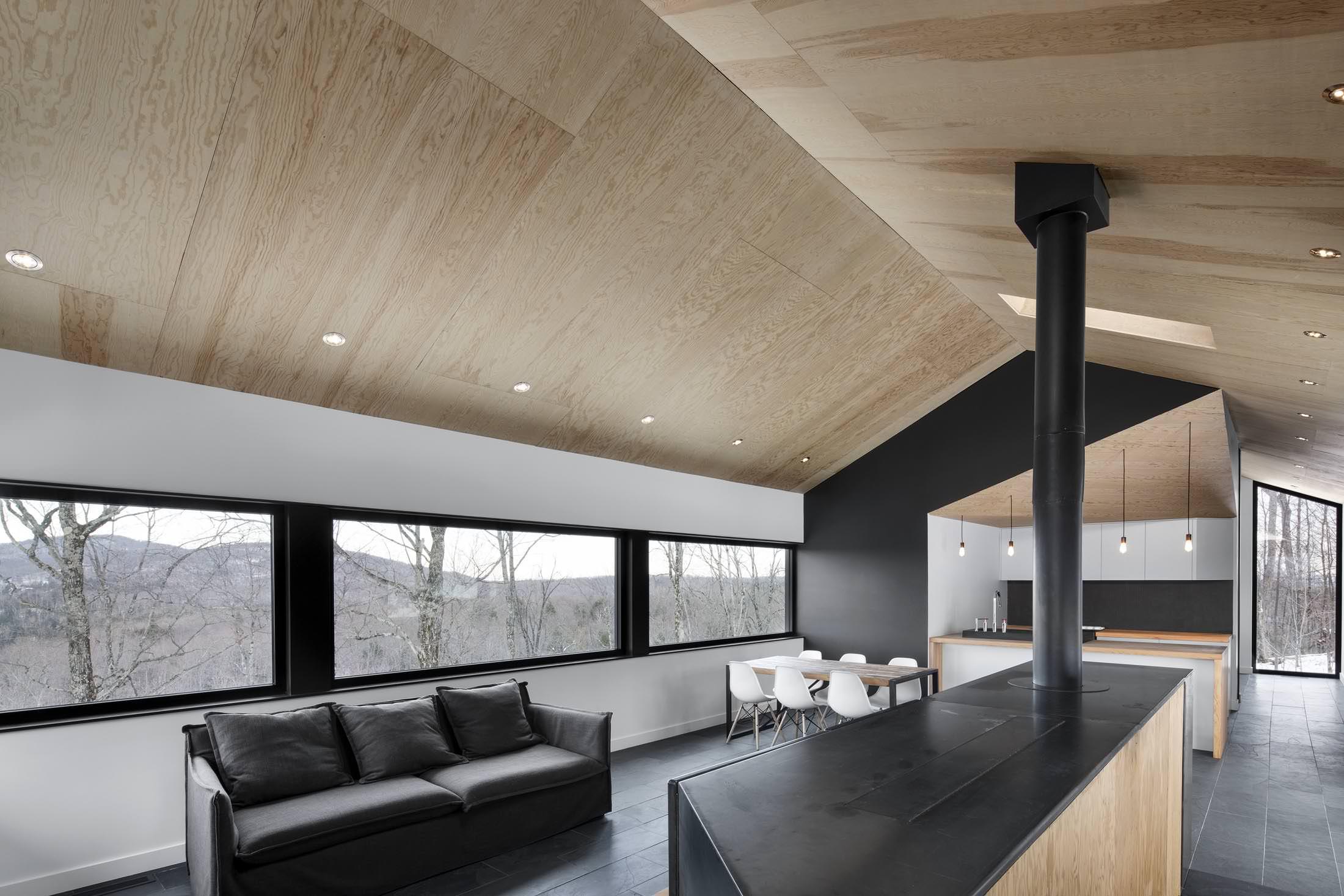 bolton residence par naturehumaine effront. Black Bedroom Furniture Sets. Home Design Ideas