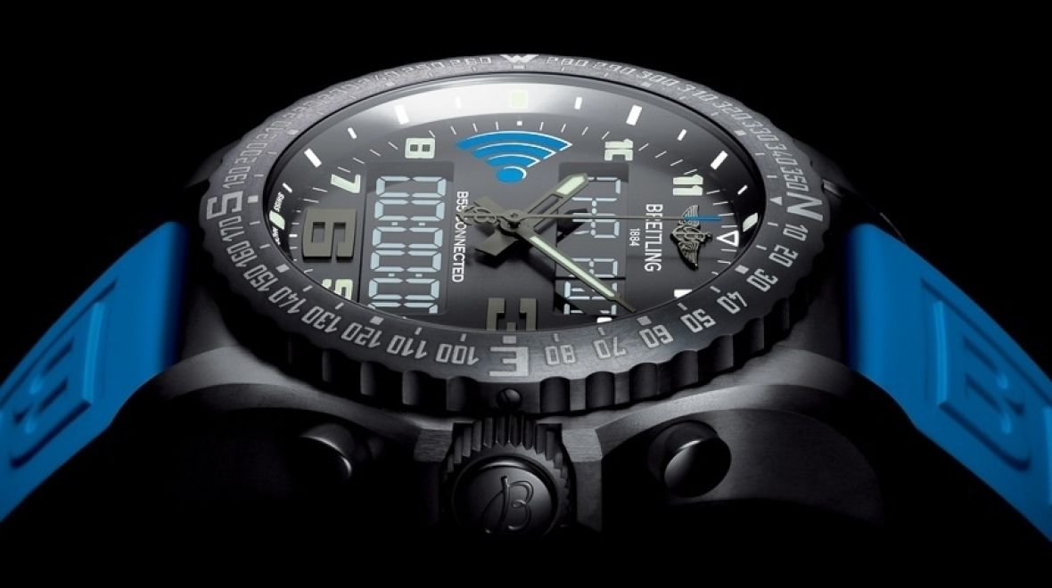 Breitling-B55-Connected-Breitling-Connectée-art-basel-innovation-montre-luxe-effronte-02