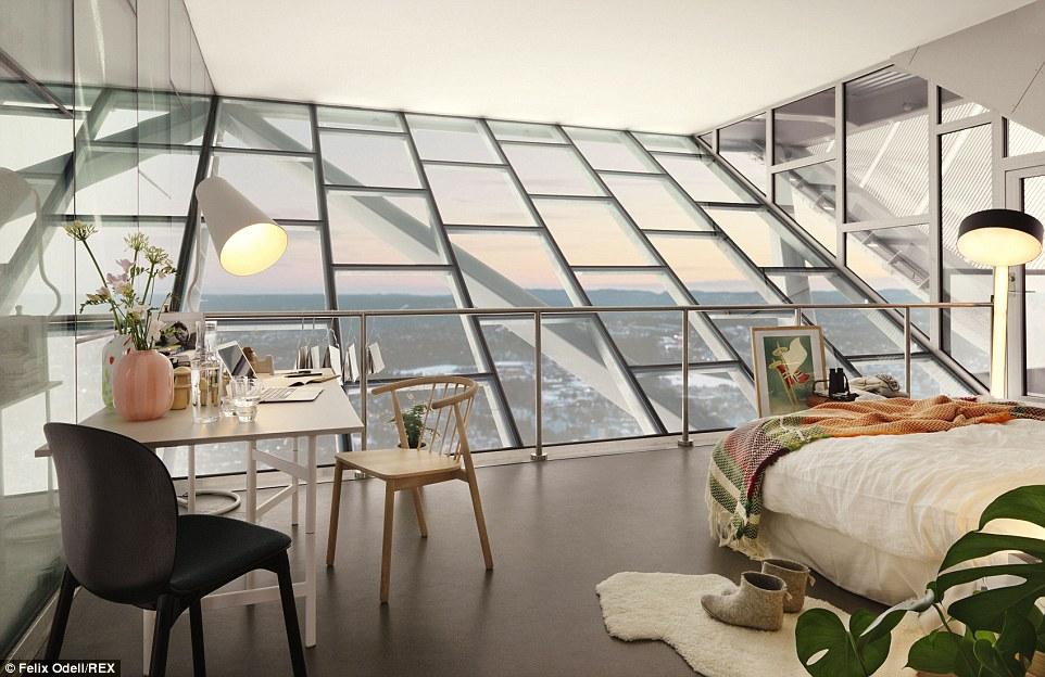 Penthouse-sur-piste-de-saut-ski-Oslo-Norvège-architecture-design-effronte-02
