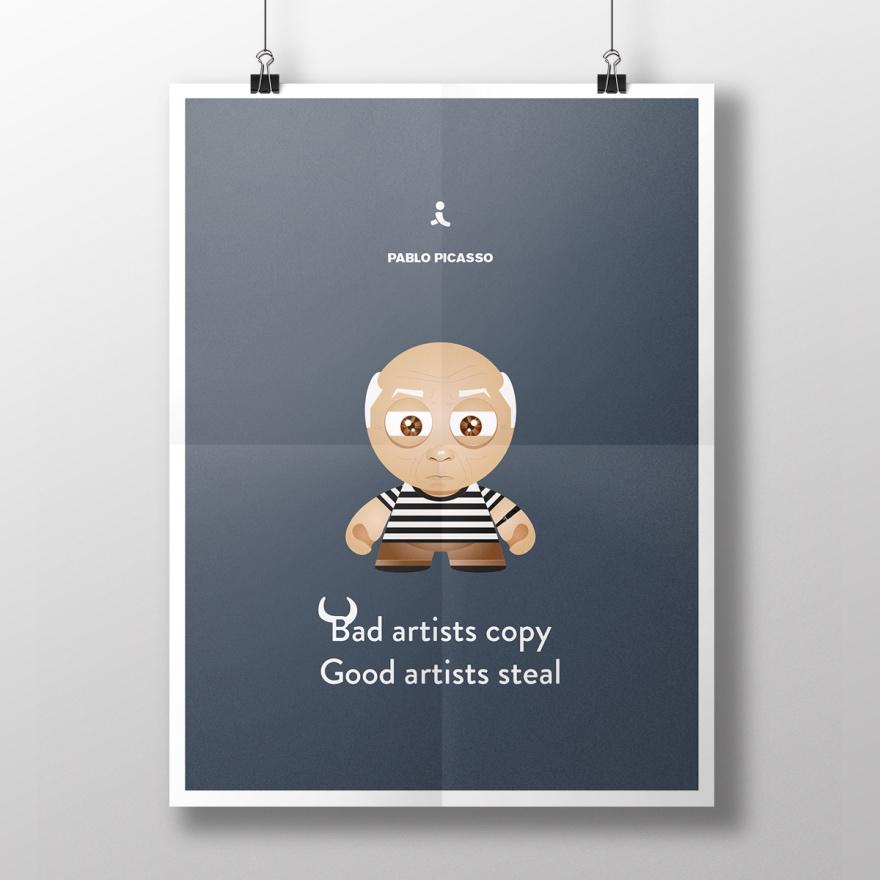 indicius-luciano-laborde-illustrations-cartoon-avatar-picasso-effronte