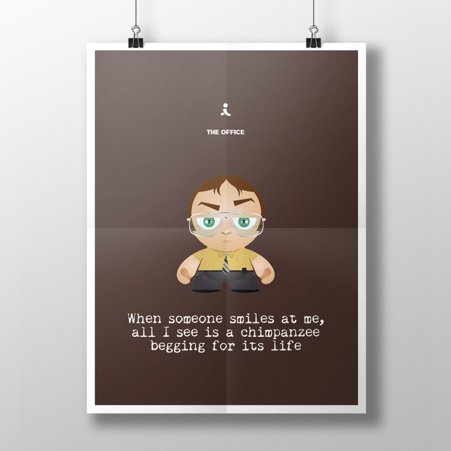 indicius-luciano-laborde-illustrations-cartoon-avatar-the-office-effronte