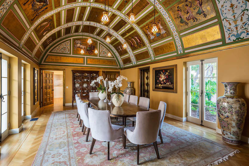 El Fureidis - One of Montecito's Most Celebrated Residences on Sale for $35 Million