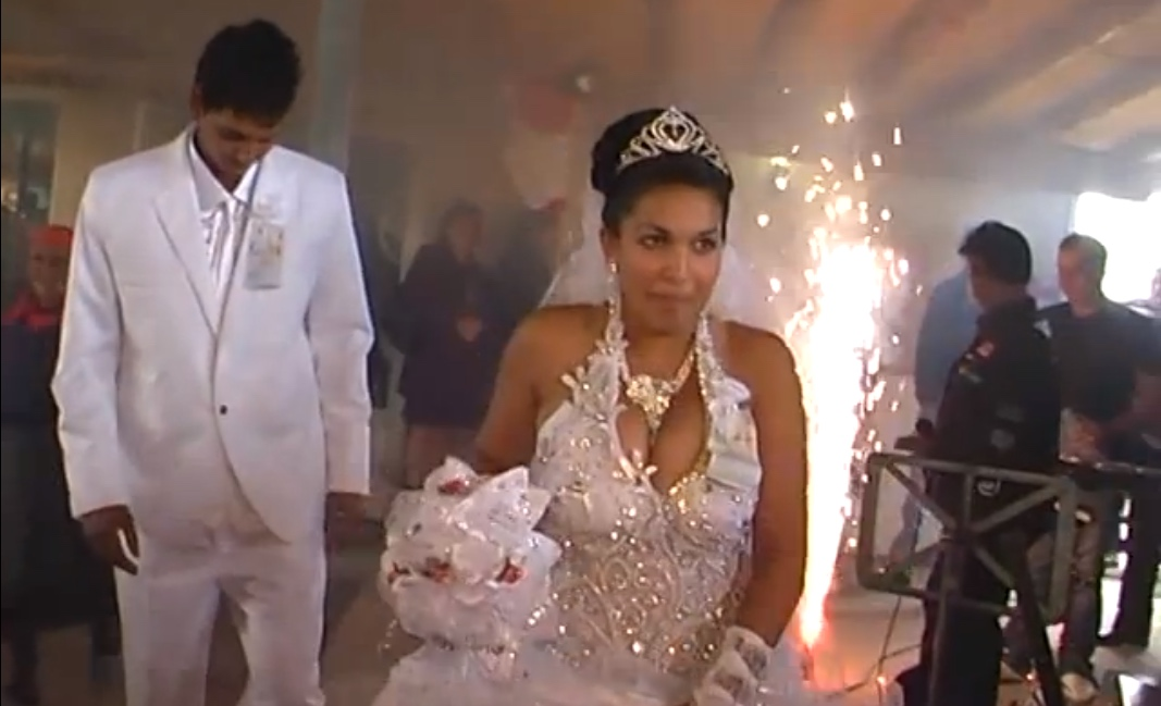 espagnole · Le pire mariage gitan de l histoire effront?