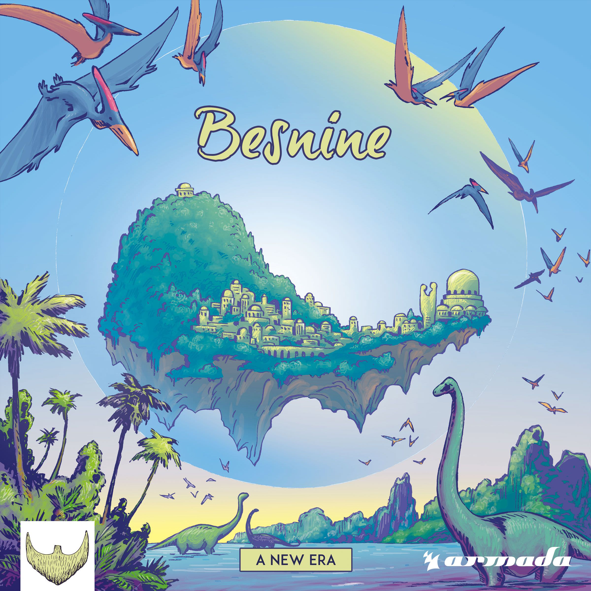 Besnine-A-New-Era-nouvel-EP-DJ-Music-Musique-Electro-effronte