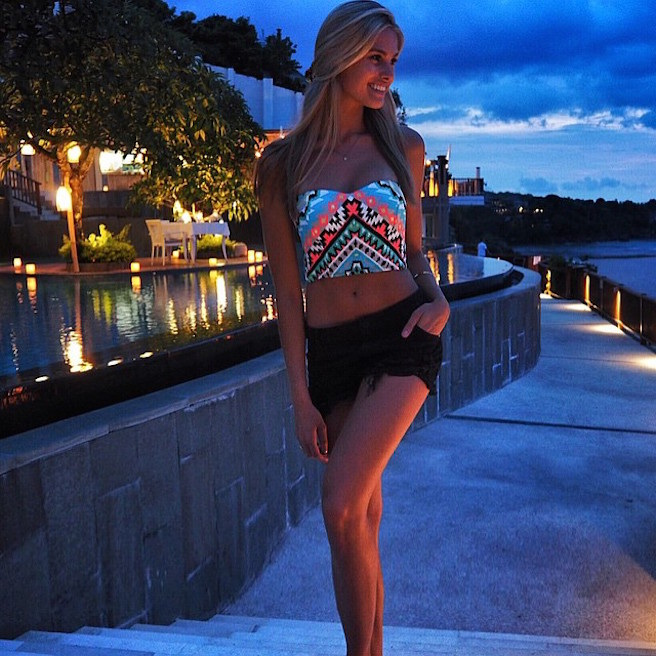 Natalie Roser-Instagirl-Instagram-Sexy-Jolie-Fille-Blonde-Mode-Bikini-Sydney-Australie-Australienne-Miss-Univers-2014-Team-Cheyenne-Tozzi-The-Face-effronte-08