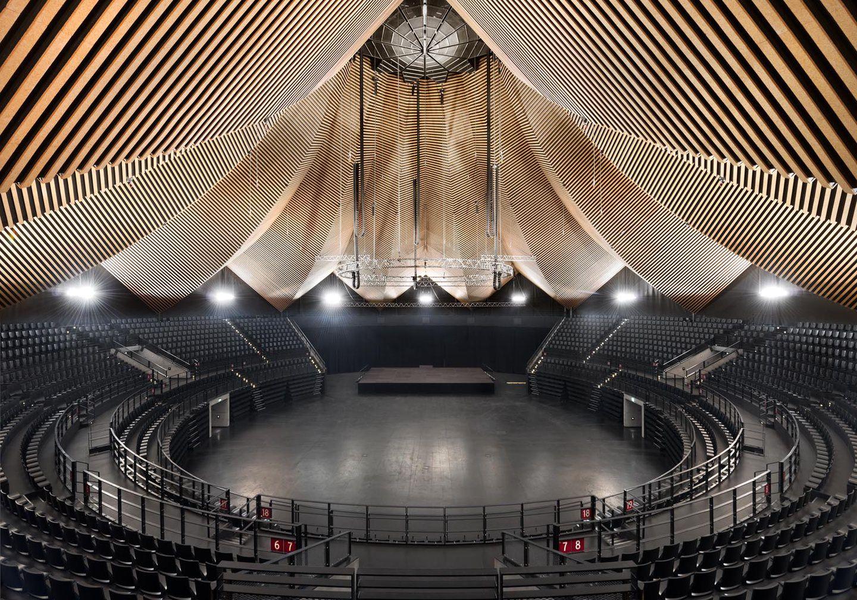 Tempodrom - Main Arena & Foyer - berlin_mini
