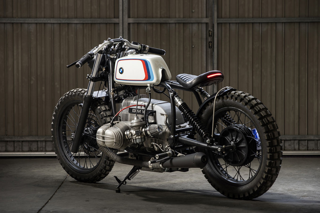 Les Fourches Cafe Racer