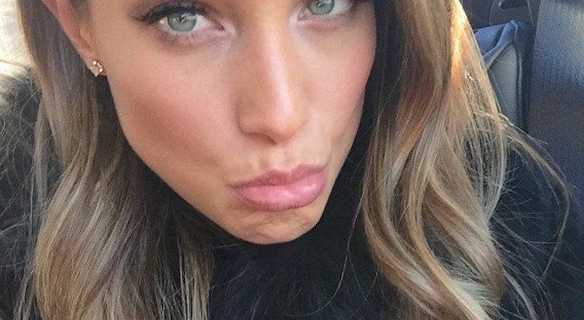 Hannah Davis-Instagirl-Instagram-Sexy-Jolie-Fille-Bombe-Blonde-Américaine-Iles Vierges-Mannequin-Femme-Sport-Bikini-Derek-Jeter-Sport-Illustrated-effronte-03
