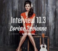 Lorène Devienne-interview-10.3-effronté-chanteuse-francaise