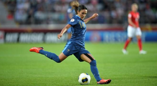 Les Bleues de l'Equipe de France