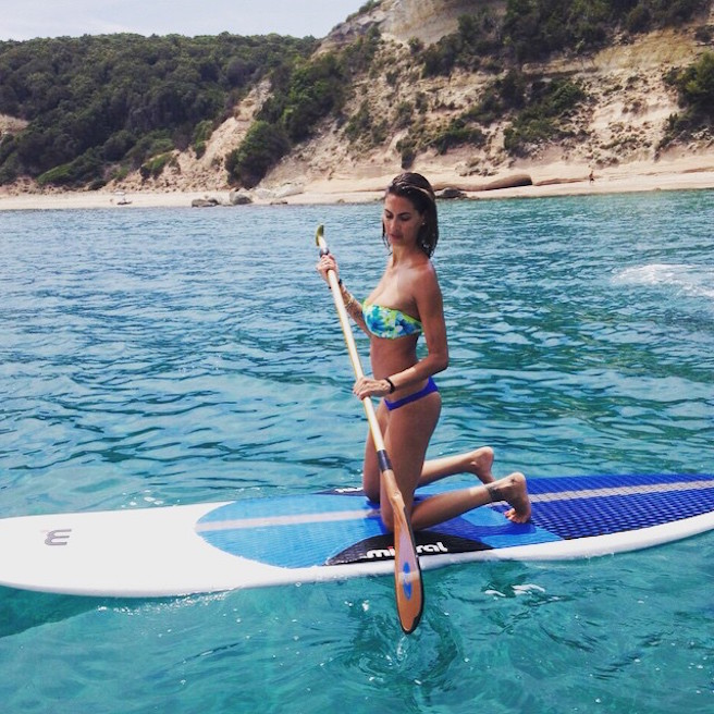 Melissa Satta-Instagirl-Instagram-Sexy-Jolie-Fille-Bombe-Blonde-Argentine-Italienne-Mannequin-Femme-Sport-Football-Kevin-Prince-Boateng-Wag-Bikini-effronte-06