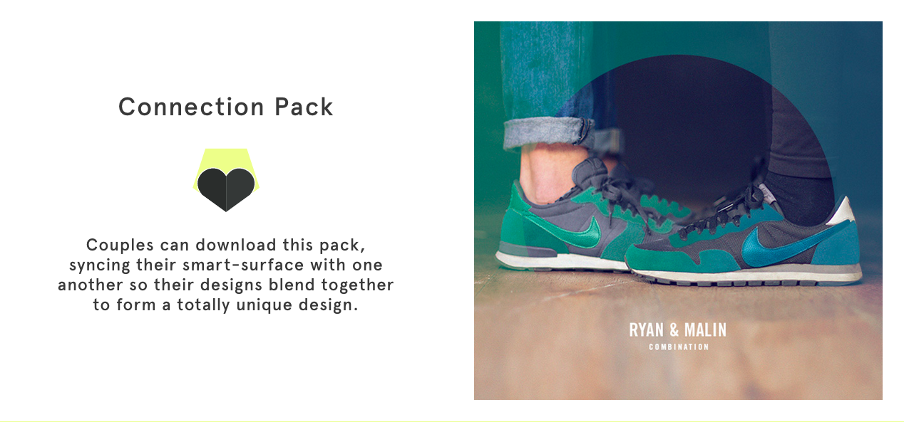 Shift sneakers Changez la couleur de vos sneakers à volonté rehab studio 05