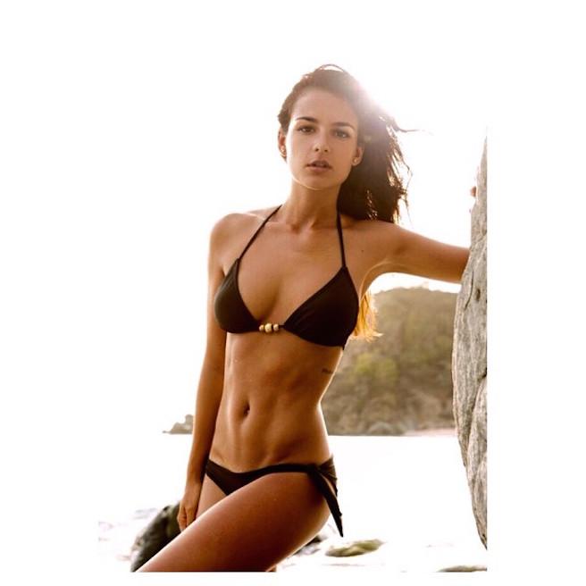 Jade Leboeuf-Instagirl-Instagram-Sexy-Jolie-Canon-Fille-Femme-Brune-Française-France-Franck-Leboeuf-Mannequin-2014-Joueur-Foot-effronte-07