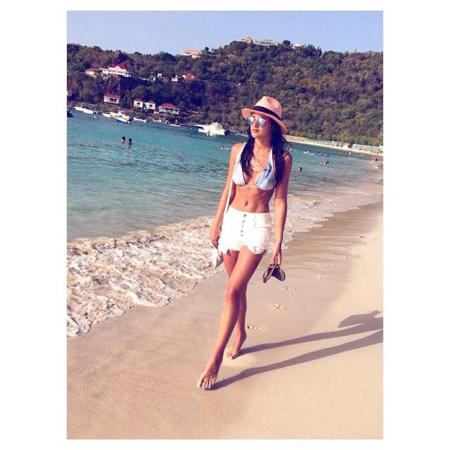 Jade Leboeuf-Instagirl-Instagram-Sexy-Jolie-Canon-Fille-Femme-Brune-Française-France-Franck-Leboeuf-Mannequin-2014-Joueur-Foot-effronte-08