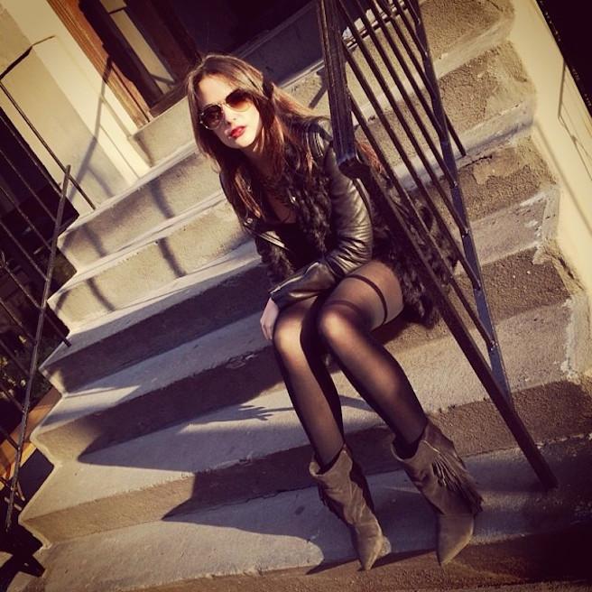 Jade-Leboeuf-Instagirl-Instagram-Sexy-Jolie-Canon-Fille-Femme-Brune-Française-France-Franck-Leboeuf-Mannequin-2014-Joueur-Foot-effronte-14