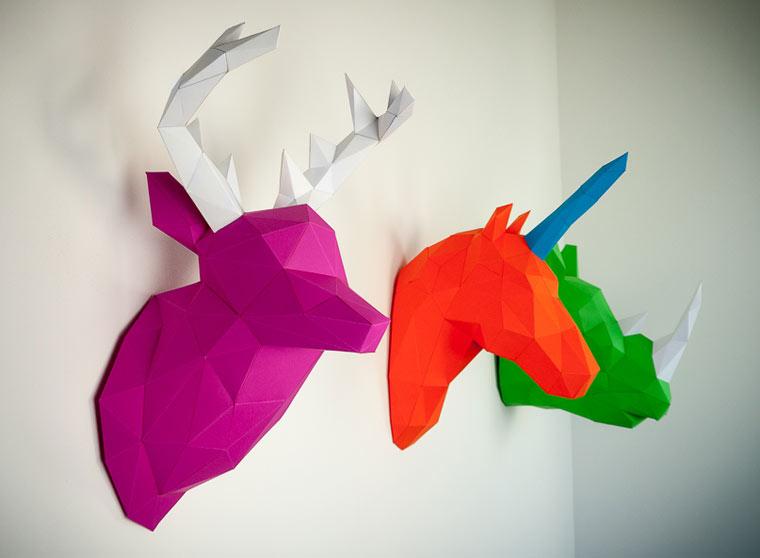 Holger-Hoffmann-Paper-Trophy-Design-Animaux-Papier-effronté-01