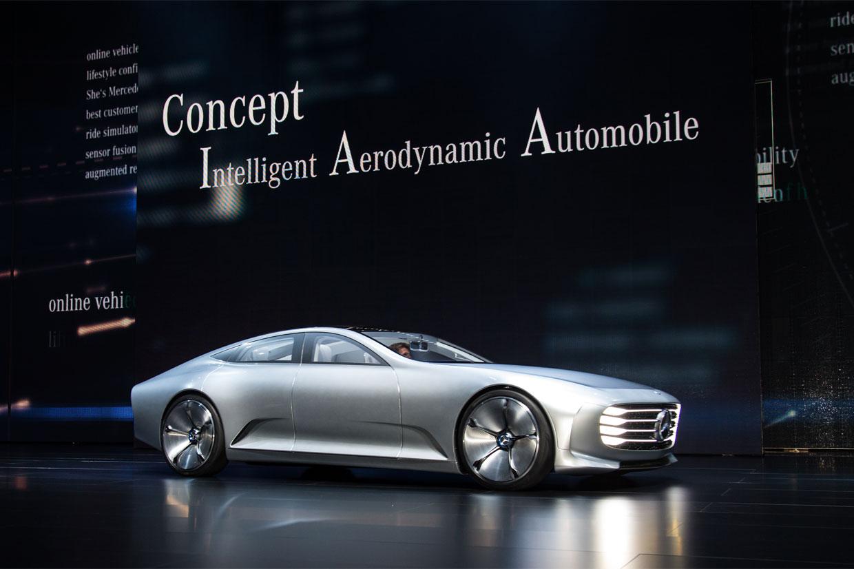 Salon de Francfort 2015-Mercedes-IAA-concept-effronté