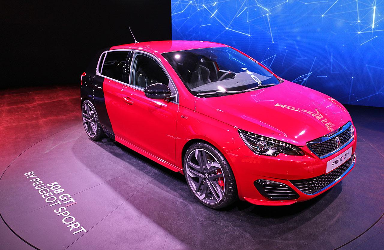 Salon de Francfort 2015-Peugeot-308-GTI-concept-effronté