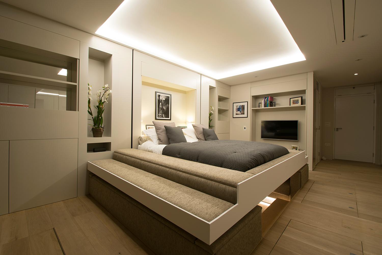 Simon woodroffe et sa yo home logement de luxe et convertible effront - Pets for small spaces style ...