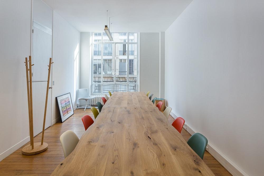 Les nouveaux bureaux de la soci t see concept effront for Bureau concept la sarre