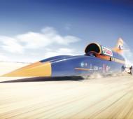 Bloodhound SSC, la voiture la plus rapide du monde...