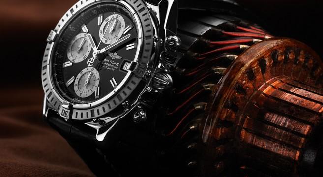 Entre héritage et nouveautés : Breitling