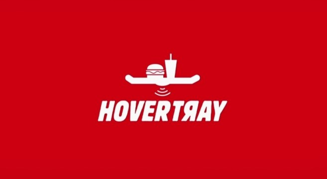 hovertray