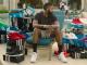 James Harden se fait réveiller par un semi-remorque Adidas