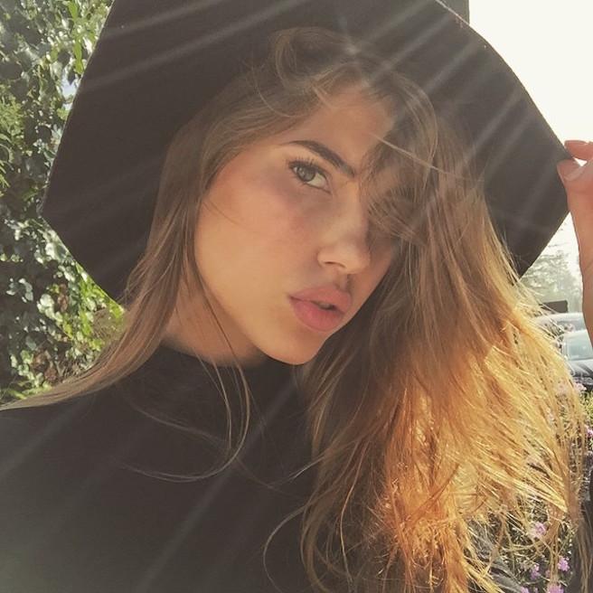 Kara-Del-Toro-Instagirl-Instagram-Sexy-Jolie-Canon-Fille-Femme-Blonde-Carl's Jr-Tex Mex-Elite-Models-mannequin-effronte-bikini-13
